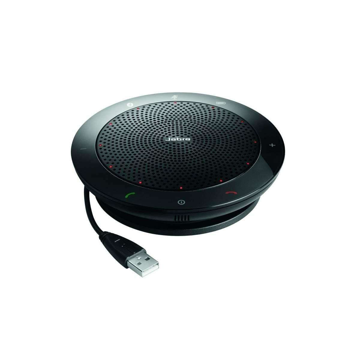 Jabra Speak 510 Bluetooth Speakerphone Portable, kihangosító fekete EU