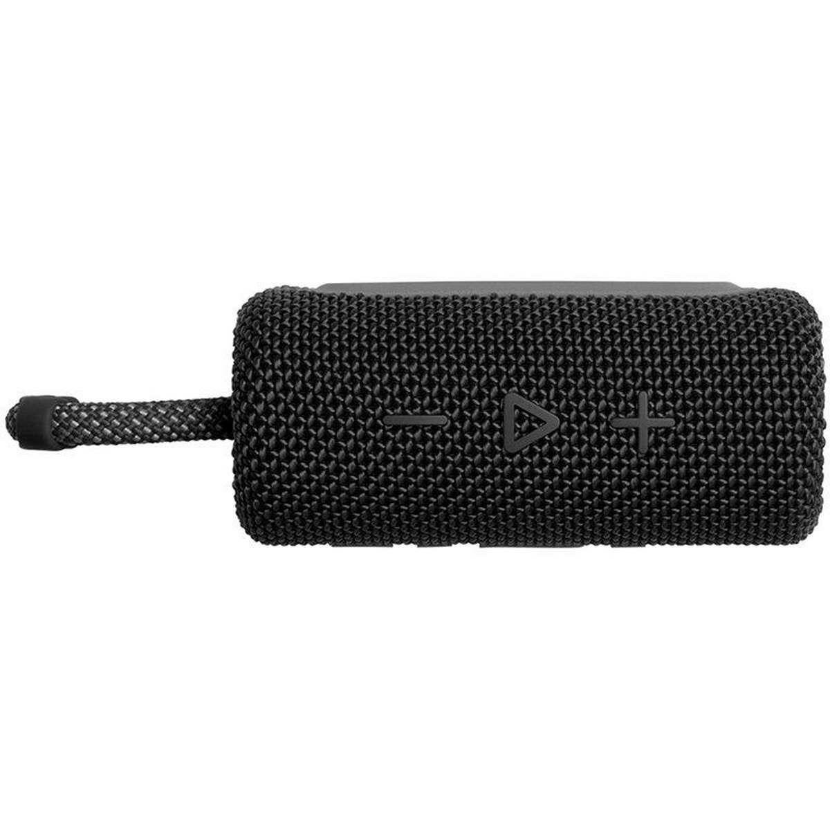 JBL Go 3 Bluetooth Wireless Speaker, hordozható hangszóró fekete EU