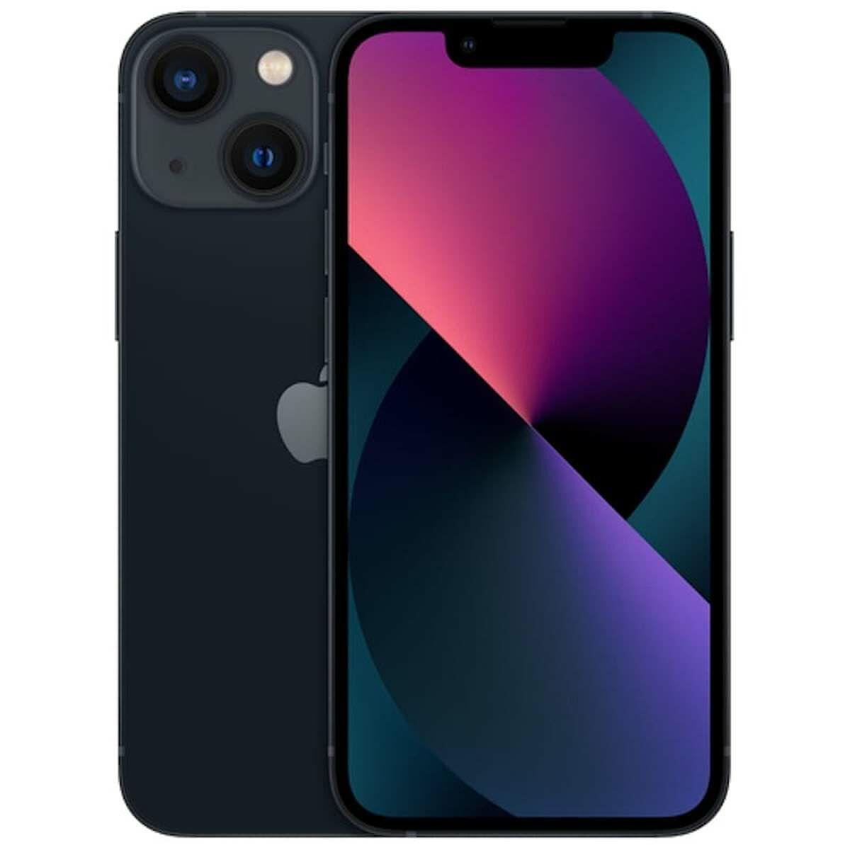 Apple iPhone 13 mini 128GB fekete EU MLK03
