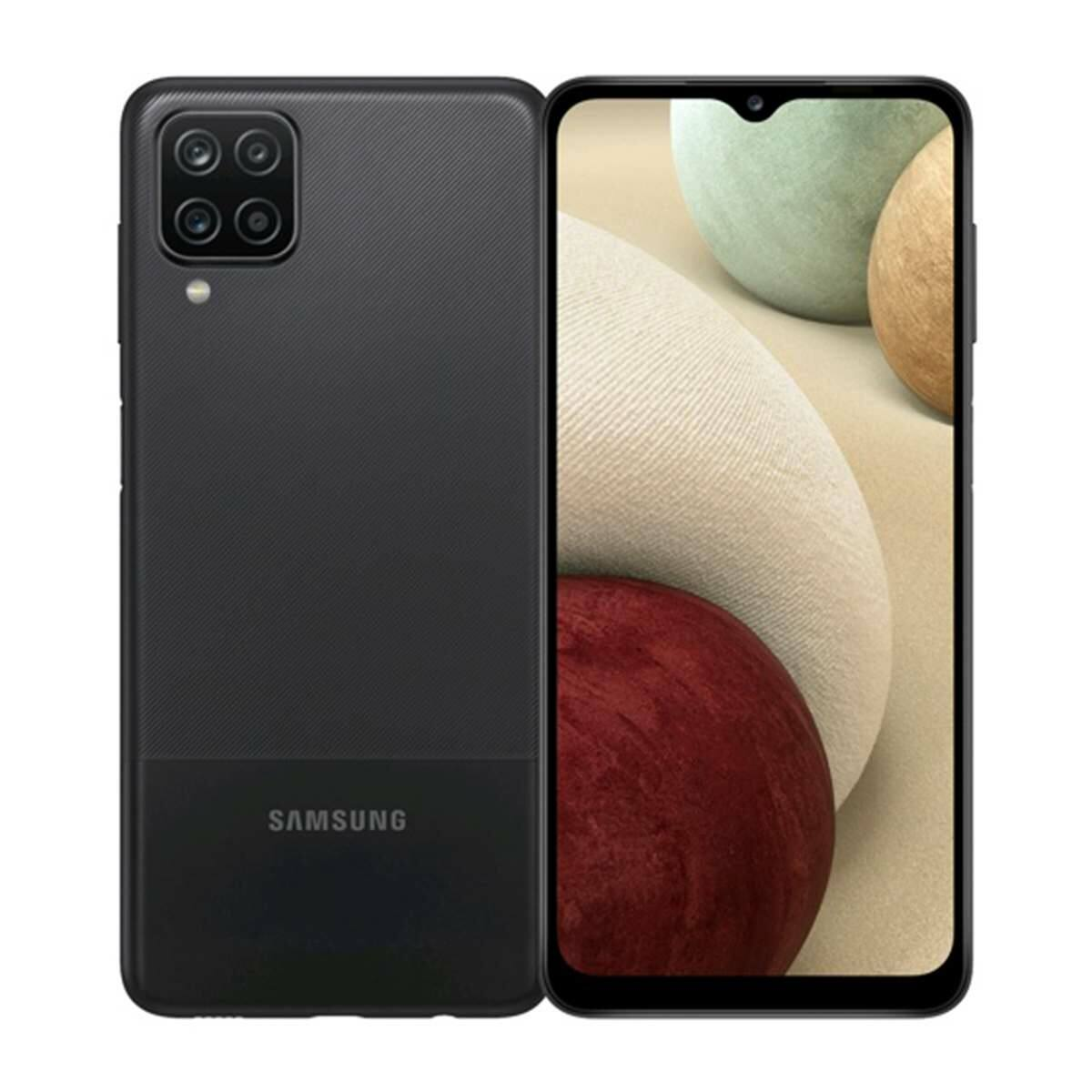 Samsung SM-A125F Galaxy A12 Dual SIM 3GB RAM 32GB fekete EU
