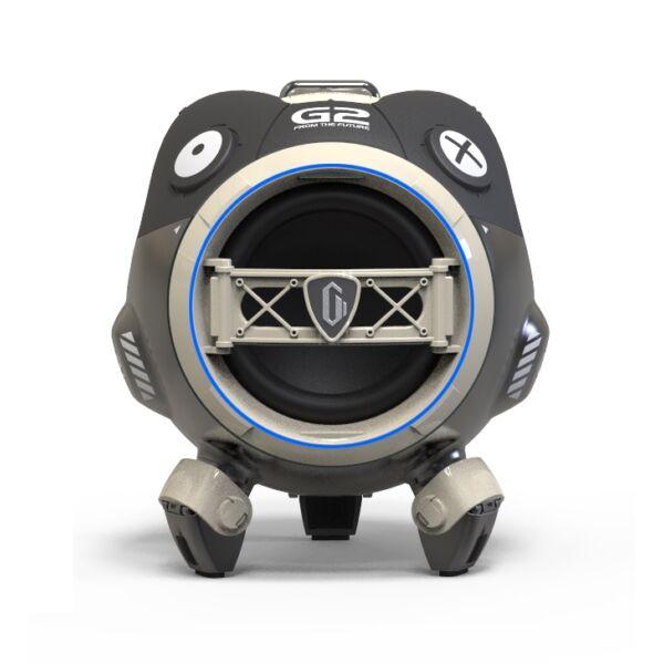 Gravastar hordozható hangszóró, Venus, Bluetooth 5.0, 10W, fehér EU